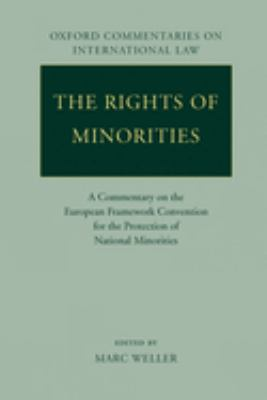 The rights of minorities in Europe