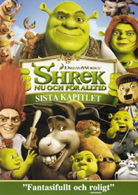 Shrek - forever after [Videoupptagning] : the final chapter = Shrek - nu och för alltid : sista kapitlet