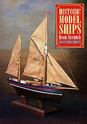 Historic model ships from scratch