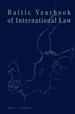 Baltic yearbook of international law : Volume 2, 2002