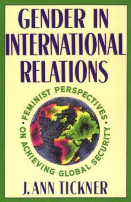 Gender in international relations