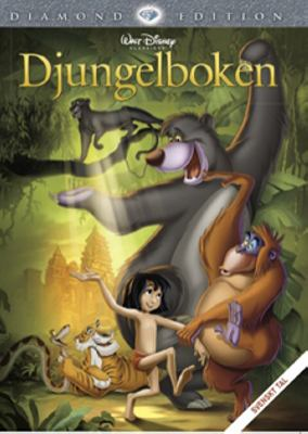 The jungle book [Videoupptagning] = Djungelboken
