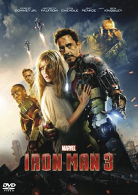 Iron man three [Videoupptagning]