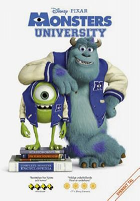 Monsters University [Videoupptagning]