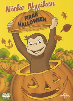 Curious George [Videoupptagning] = Nicke Nyfiken A halloween boofest = Nicke Nyfiken firar halloween
