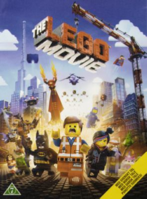 The Lego movie [Videoupptagning] = Lego - filmen
