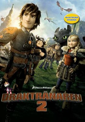 How to train your dragon 2 [Videoupptagning] = Draktränaren 2
