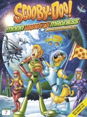 Scooby-Doo! - Moon monster madness