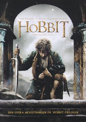 The hobbit - The battle of the five armies [Videoupptagning] = Hobbit - Femhäraslaget