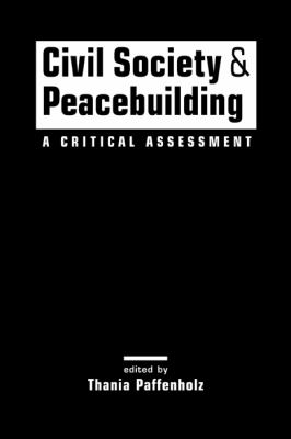 Civil society & peacebuilding