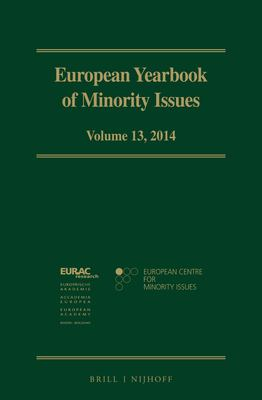 European yearbook of minority issues: Vol. 13, 2014