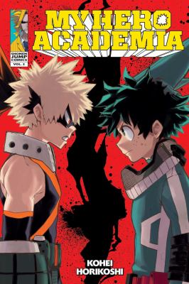 My hero academia: Vol. 2.