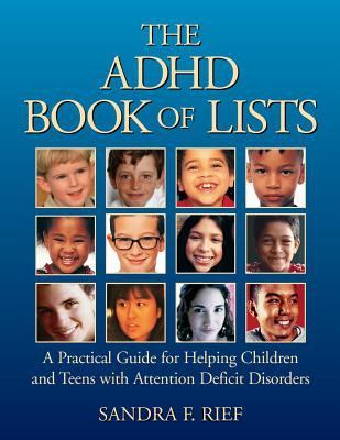 The ADHD book of lists