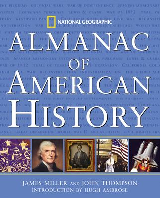 National Geographic almanac of American history
