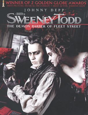 Sweeney Todd [Videoupptagning] : the demon barber of Fleet Street