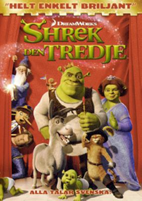 Shrek the third [Videoupptagning] = Shrek den tredje